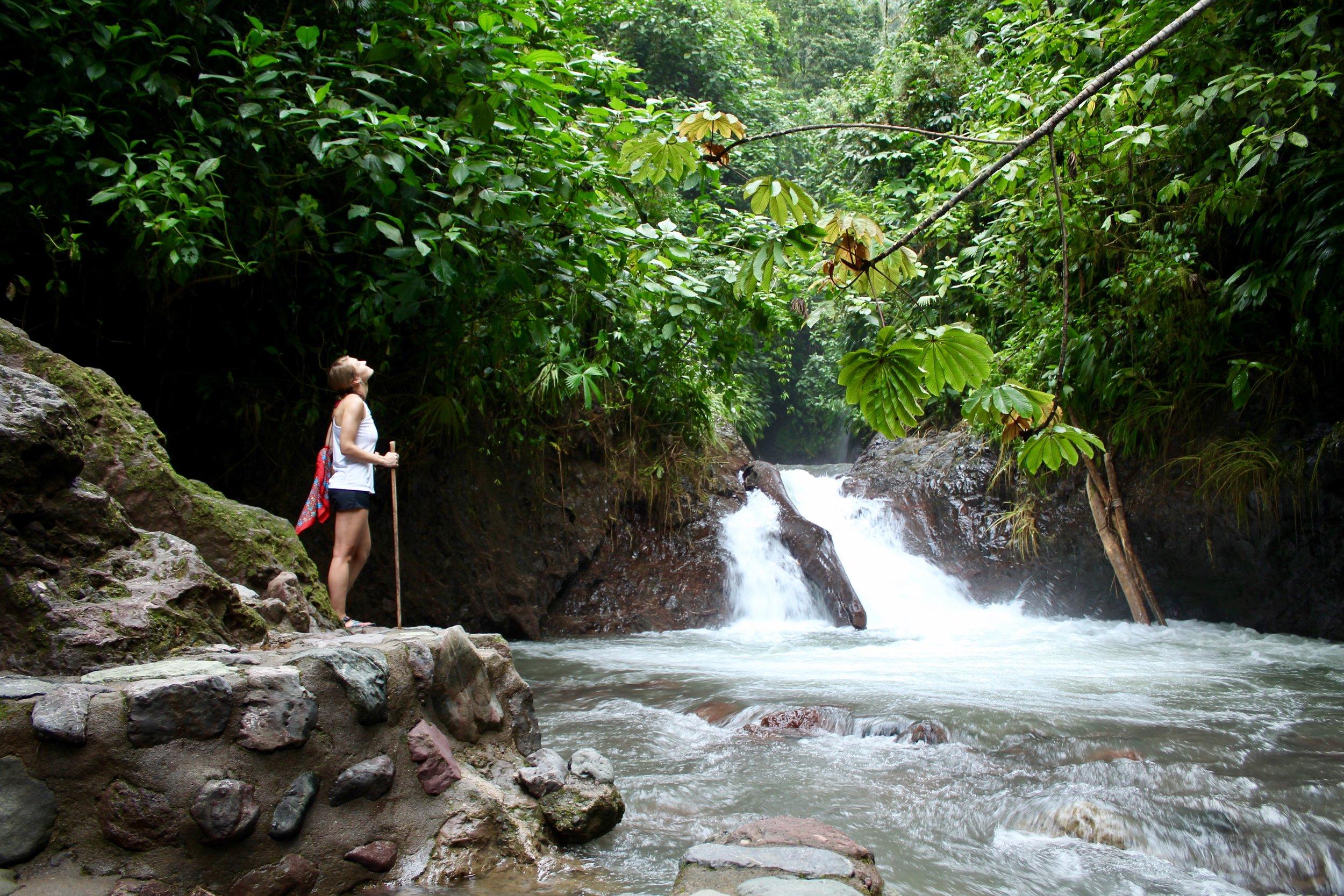 Rainmaker Hike Costa Rica