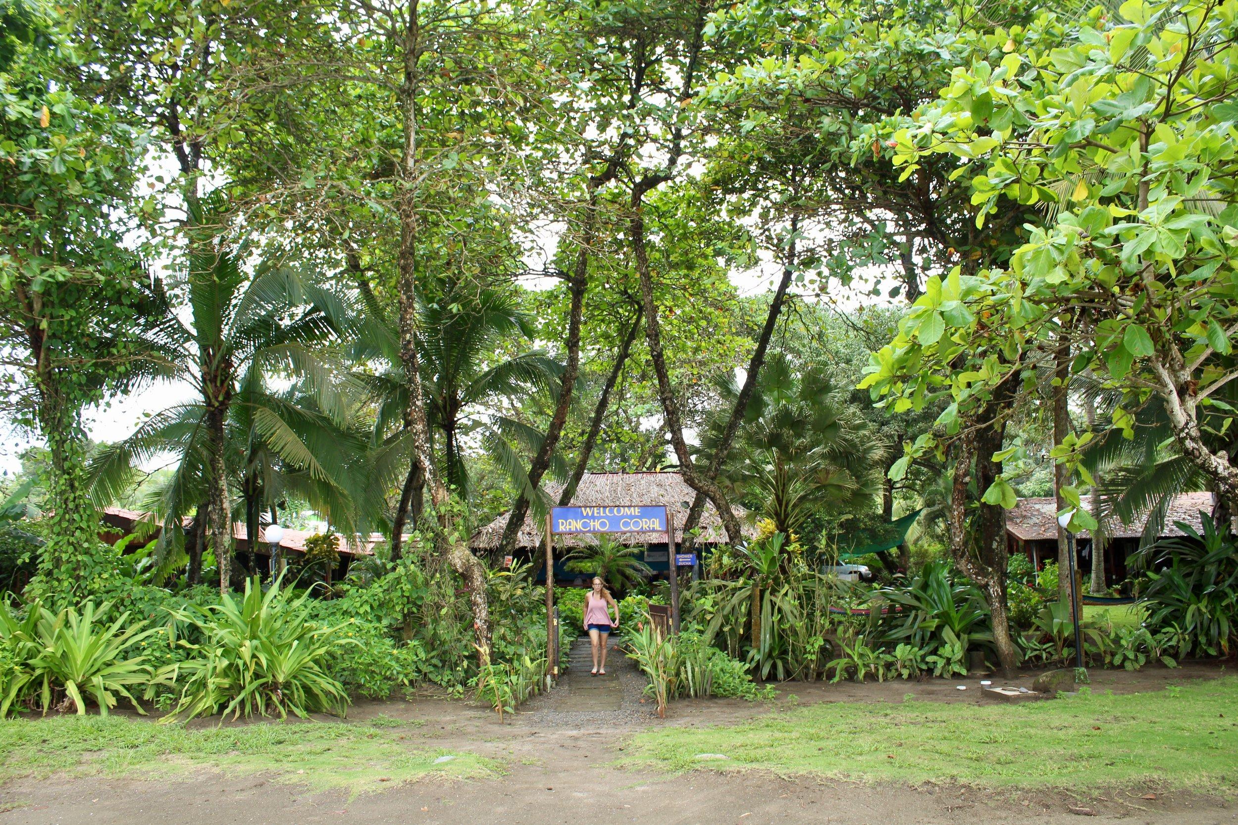 Rancho Coral Costa Rica