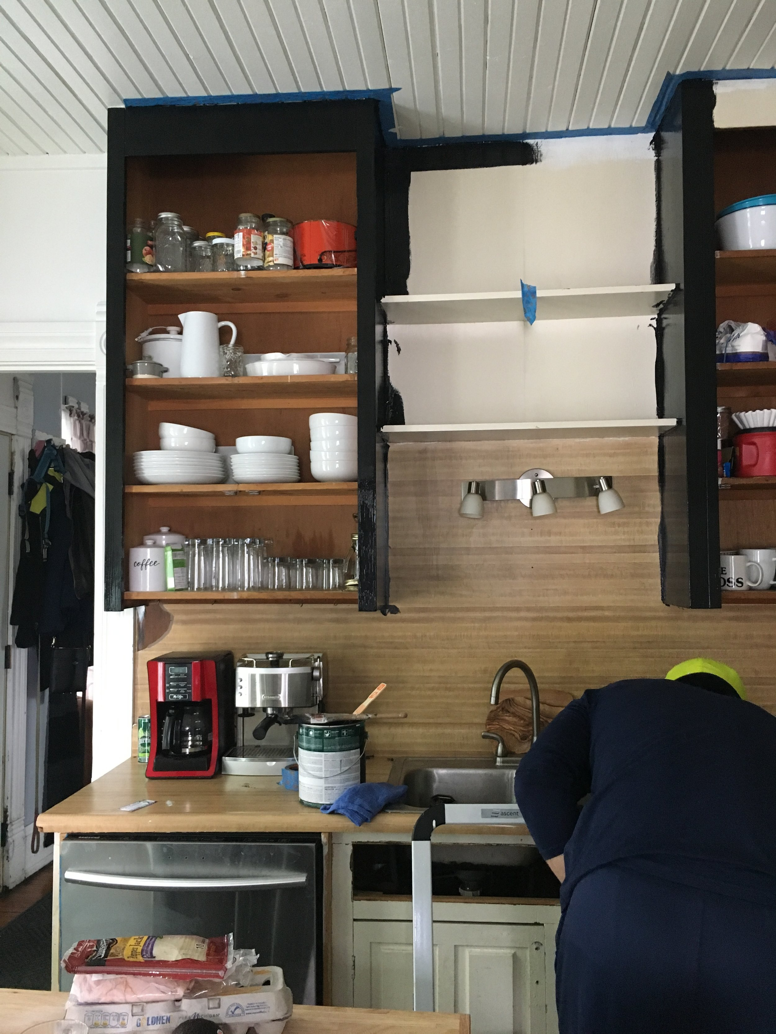 Thoughtfully Thrifted Kitchen Renovation