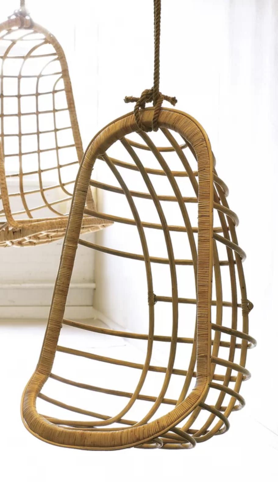 Rattan Hanging Swing Chair