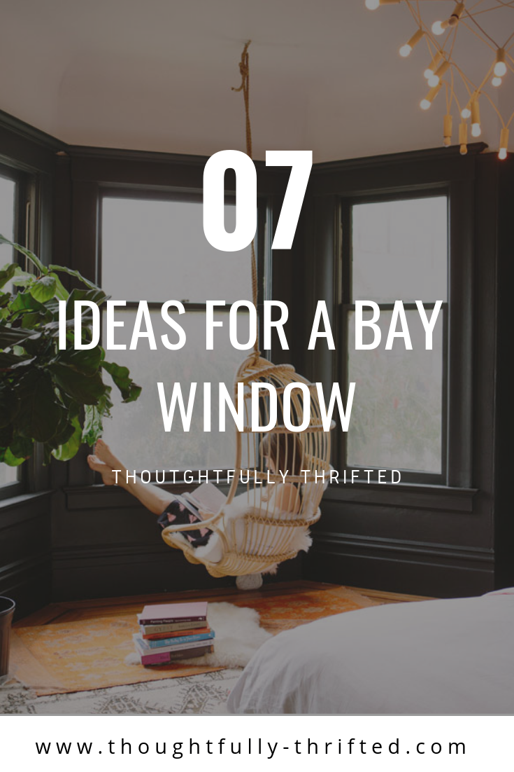 Blog - Bay Window Ideas | Thoughtfully Thrifted