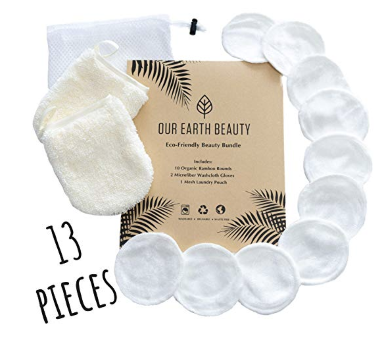 Zero Waste, Sustainable, Reusable Makeup Remover Pads | Miranda Schroeder Blog