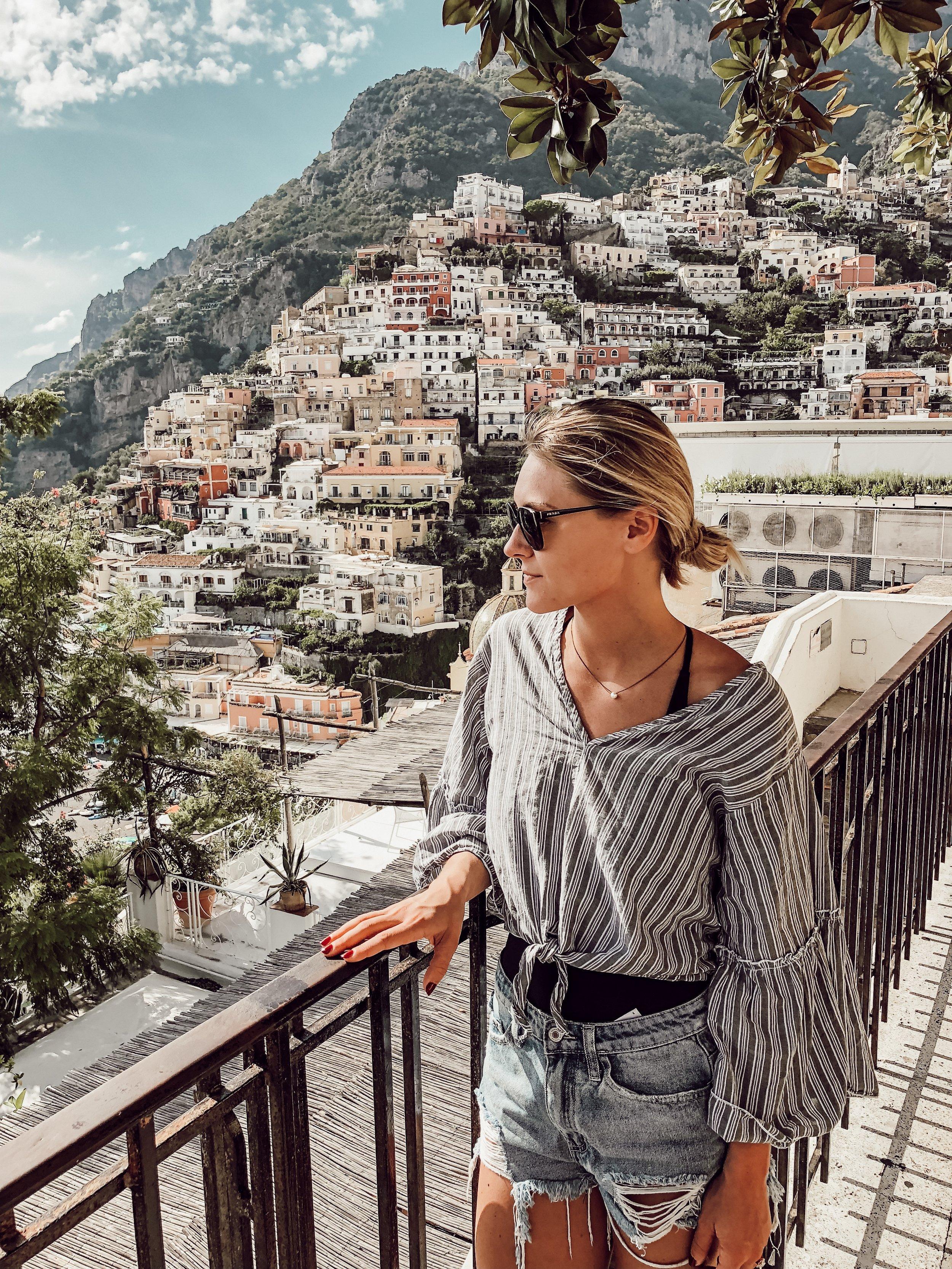 Positano Italy | Three Days on the Amalfi Coast, Amalfi Travel Guide, What to Do in Amalfi Italy | Miranda Schroeder Blog