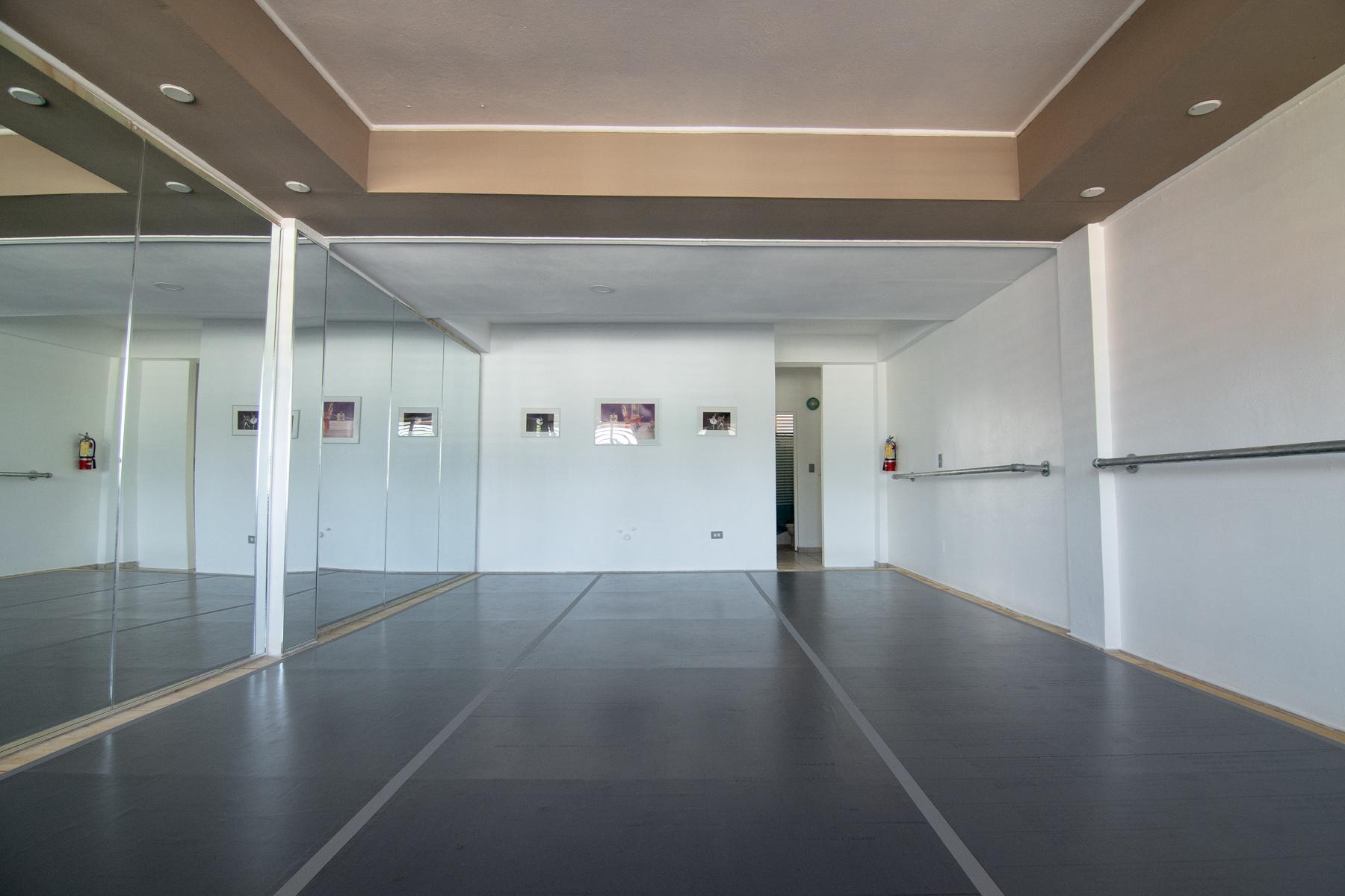 Facilidades de  Dance Lab  en Manatí.