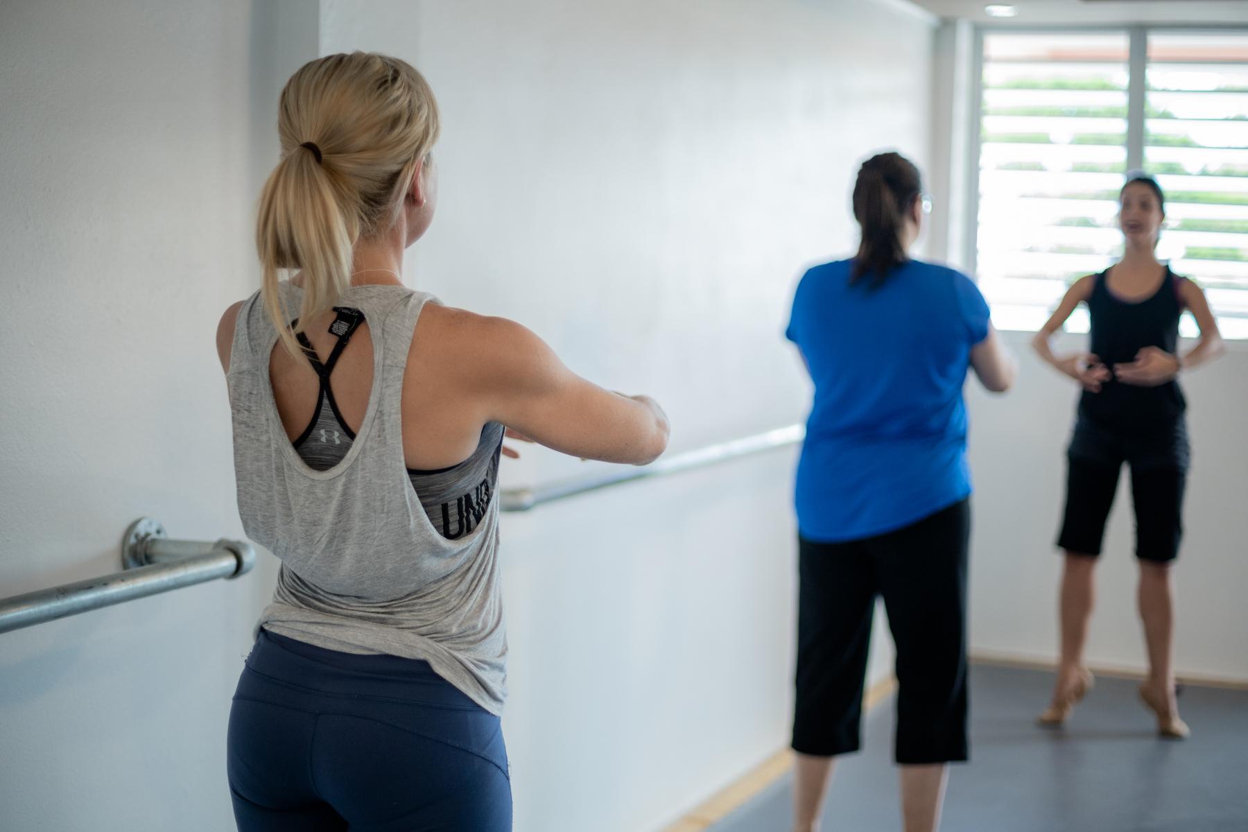 Paquetes de clases disponibles para las clases de Ballet para Adultos.