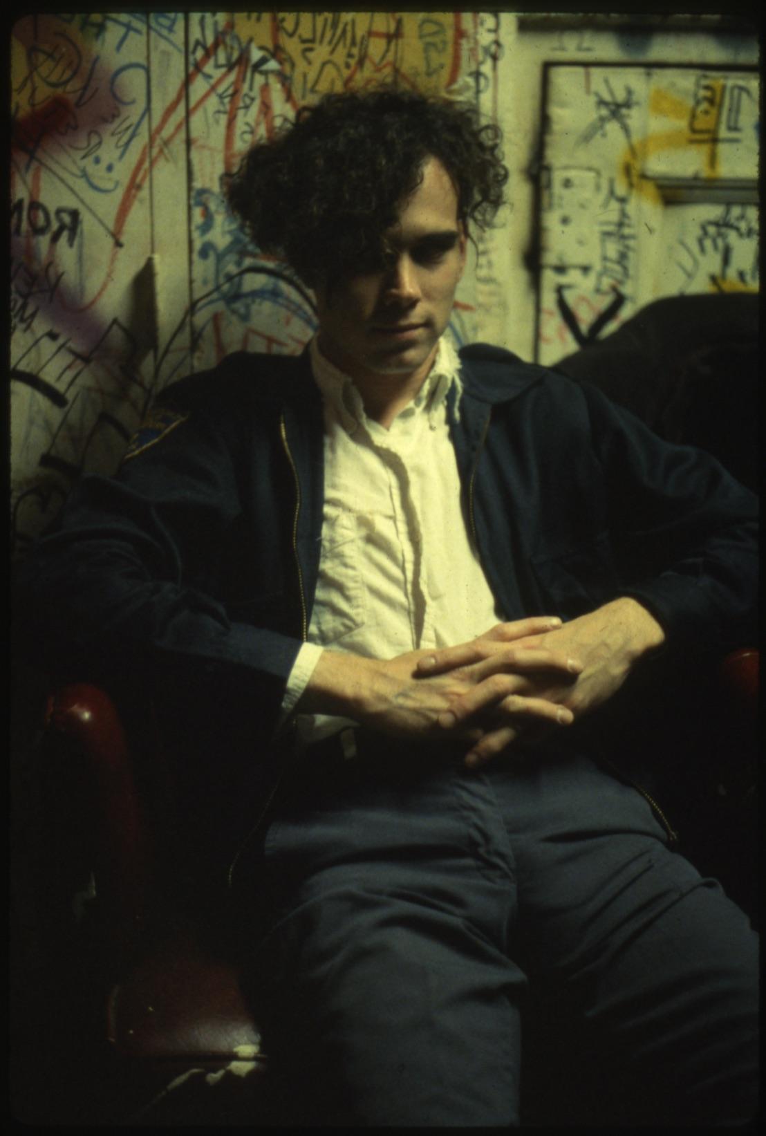 Ed Smith, circa 1984. Photo by Sheree Rose.