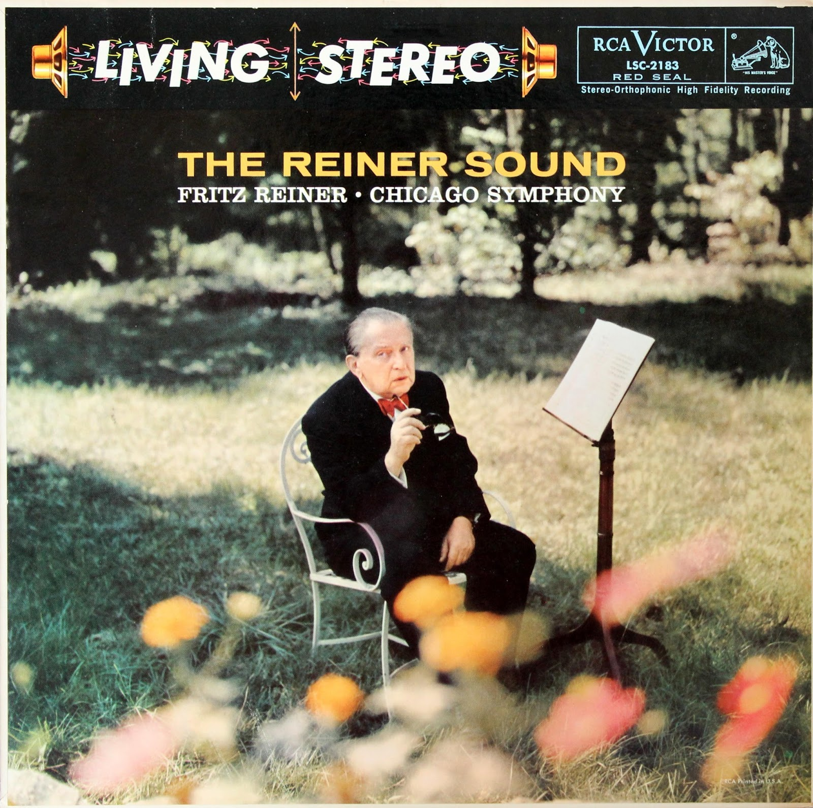 Living Stereo: The Reiner Sound   Front:  Fritz Reiner  Chicago Symphony  Back:  The Reiner Sound is one of the most sought-after recordings in the entire Living Stereo series. Coveted by collectors for its magnificent blend of orchestral virtuosity and sonic brilliance, this Living Stereo classis features the unparalleled artistry of the Chicago Symphoany Orchestra under legendary conductor Fritz Reiner. Also featured is the superb artistry of piano virtuoso Byron Janis.  Maurice Ravel (1875- 1937)  Rapsodie espagnole 16:55  Pavan for a Dead Princess 6:28  Franz Liszt (1811-1886)  Totentanz 15:25  Byron Janis, piano  Carl Maria von Weber (1786-1826)  Orch. Hector Berlioz (1803-1869)  Invitation to the Dance 8:51  Sergei Rachmaninoff (1873-1943)  Isle of the Dead, Op.29 20:00  Chicago Symphony Orchestra  Fritz Reiner, conductor  (Recorded in 1956, 1957, 1959)  Produced by Richard Mohr  Recording Engineer: Lewis Lyton  Total playing time : 68:16  1993, 1958, 1961, BMG Musi