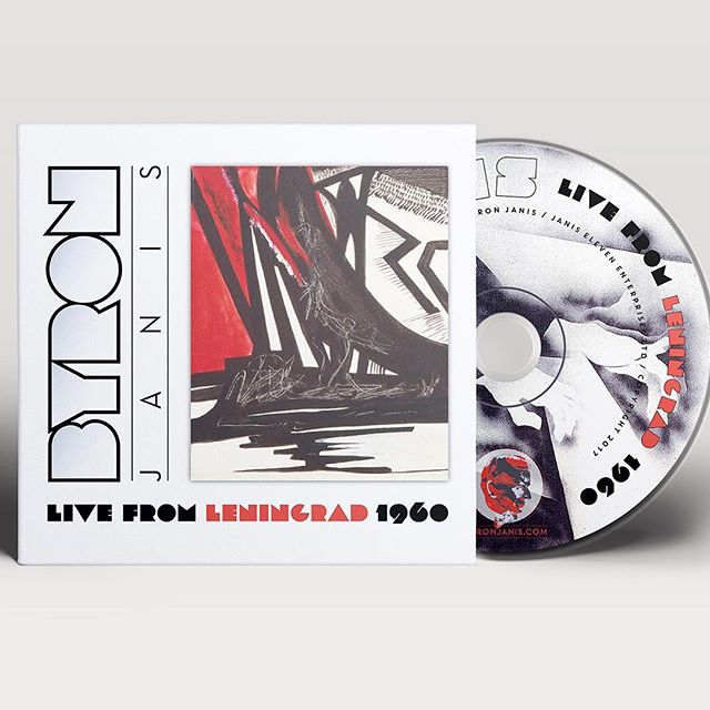 "Byron Janis: ""Live from Leningrad 1960"" (available from www.byronjanislive.com).  ""The great American pianist is heard in a recital he gave in 1960 at the behest of President John F. Kennedy in Leningrad, now St. Petersburg,"" says von Rhein. ""According to Janis, he was unaware a recording had been made until a vinyl disc transfer sent by an anonymous source turned up in the mailbox of his sound engineer. The pianist is in peak form (his Chopin 'Funeral March' Sonata is positively hair-raising), and the restoration captures the  frisson  of a live performance the Russian audience obviously savored.""  READ FULL ARTICLE."