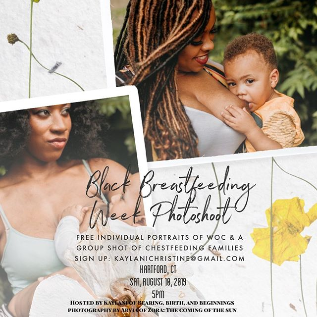 Hey yall! Next month I'm teaming up with Kaylani of Bearing, Birth and Beginnings for a Black Breastfeeding photoshoot. Kaylani is a Doula, mother, activist and all around dope human and I'm grateful she asked me to capture these stories. Thank you for organizing this event! . . We want to see you there! Click the link in my bio to sign up and receive follow up information ❤️