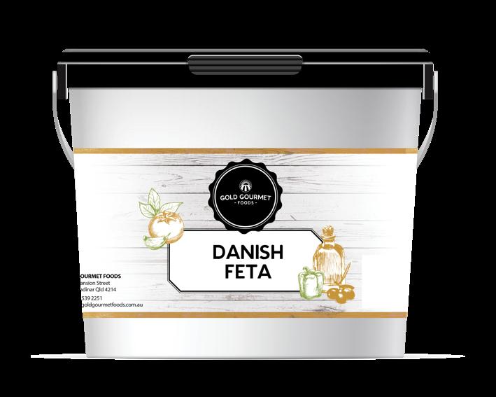 Gold Gourmet Foods Danish Feta