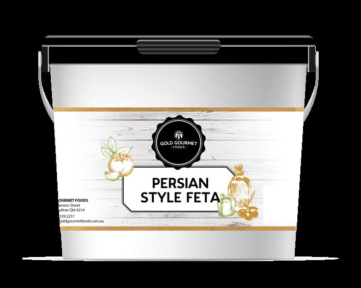 Gold Gourmet Foods Persian Feta