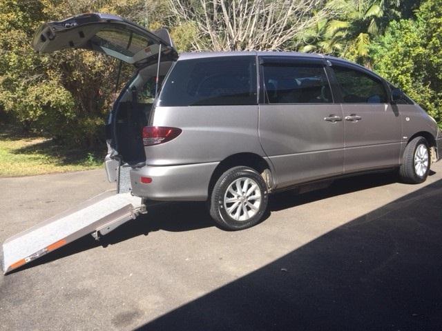 Sample Vehicle