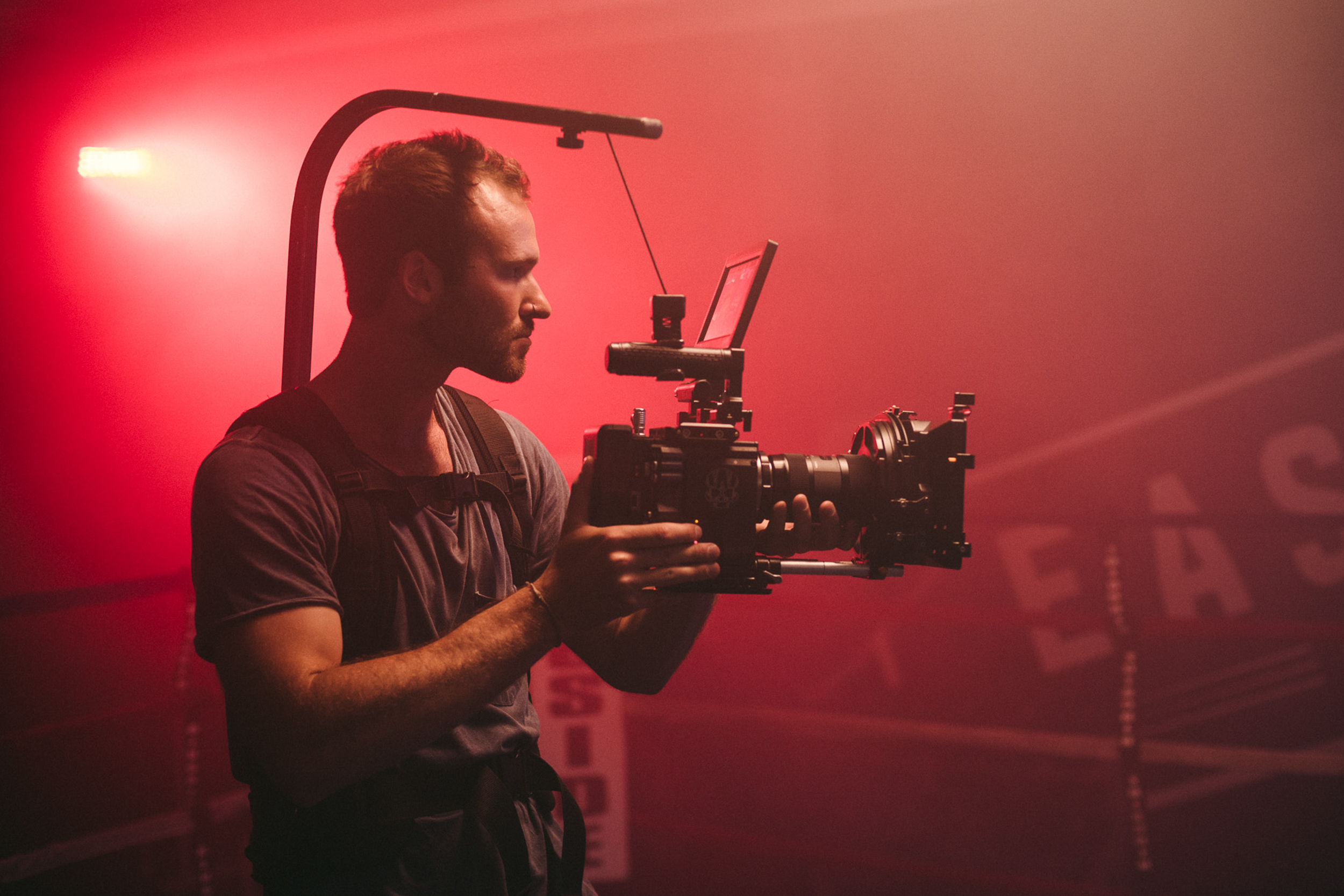Video Production   Promotional videos, broadcast media, web series and short films are just a few of our cinema services.