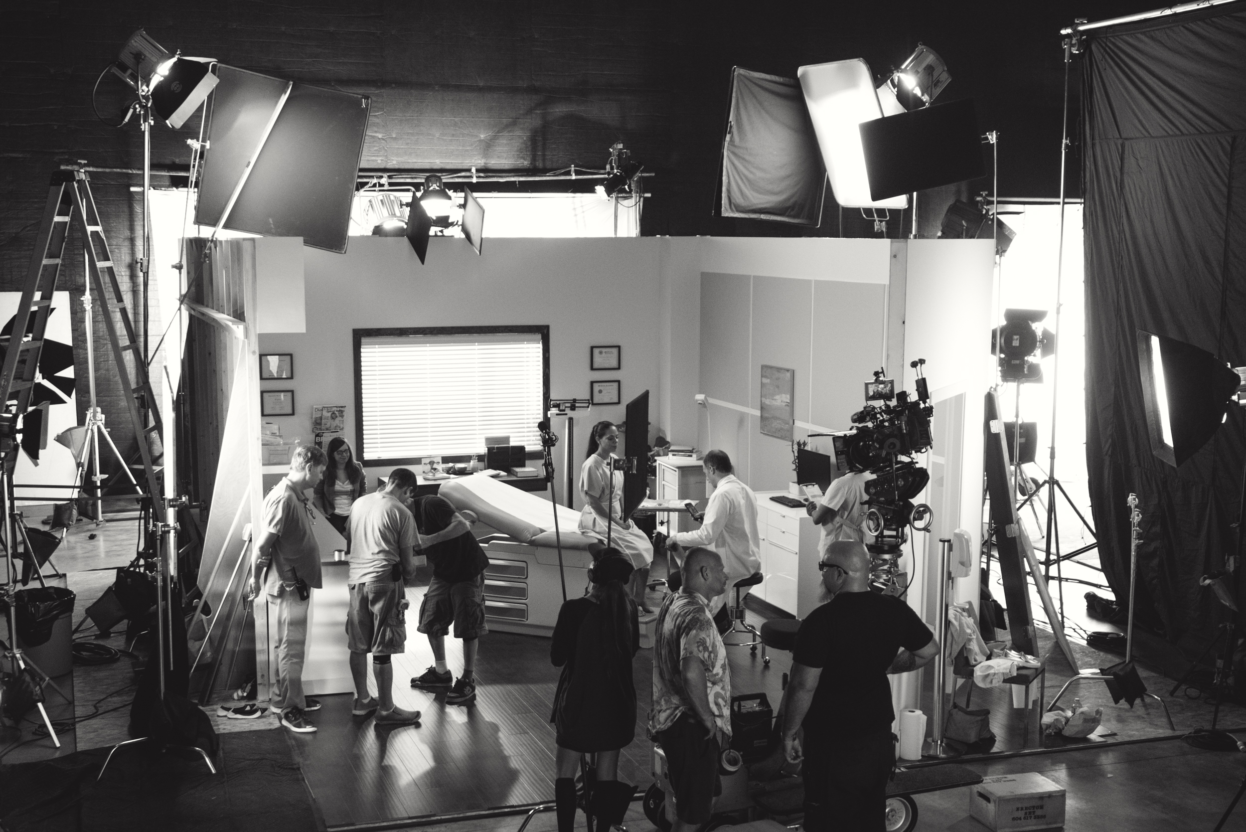 Behind the Scenes   Document the story behind your production to bring your audience along for the ride.