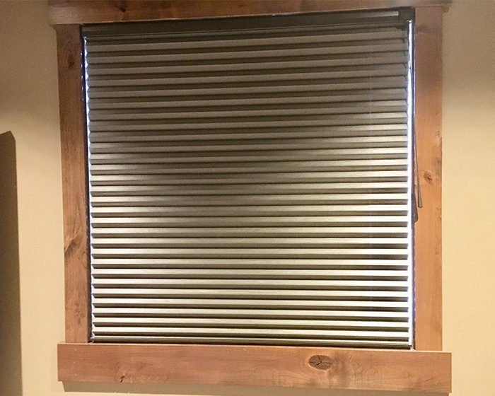 Duette® Honeycomb Shades Installed in Polebridge, MT.jpg