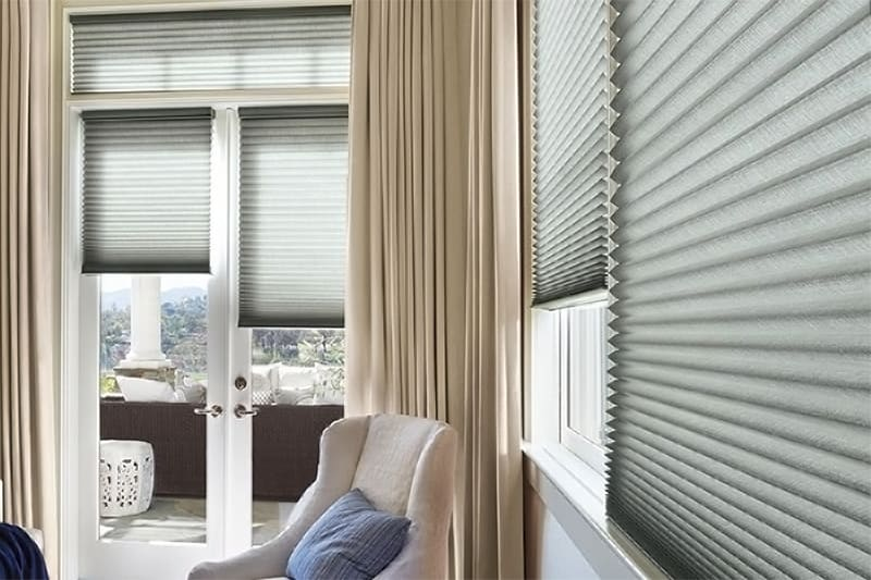 Custom Cellular Shades for Insulation in Rooms and Homes Near Kalispell, Montana (MT)