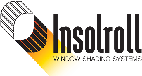 Logo for Insolroll Window Shading Systems with Solar Screen Shades