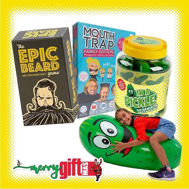School's Out, Game's Out! Keep the kids entertained these school holiday's with GIFT BOX #DalyellupSC great range of hilarious family-friendly games.  What is your favorite family game? Could it be an old classic like Monopoly or maybe a new one like What do you Meme? 😂