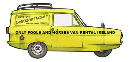 Only Fools & Horses Van Rental