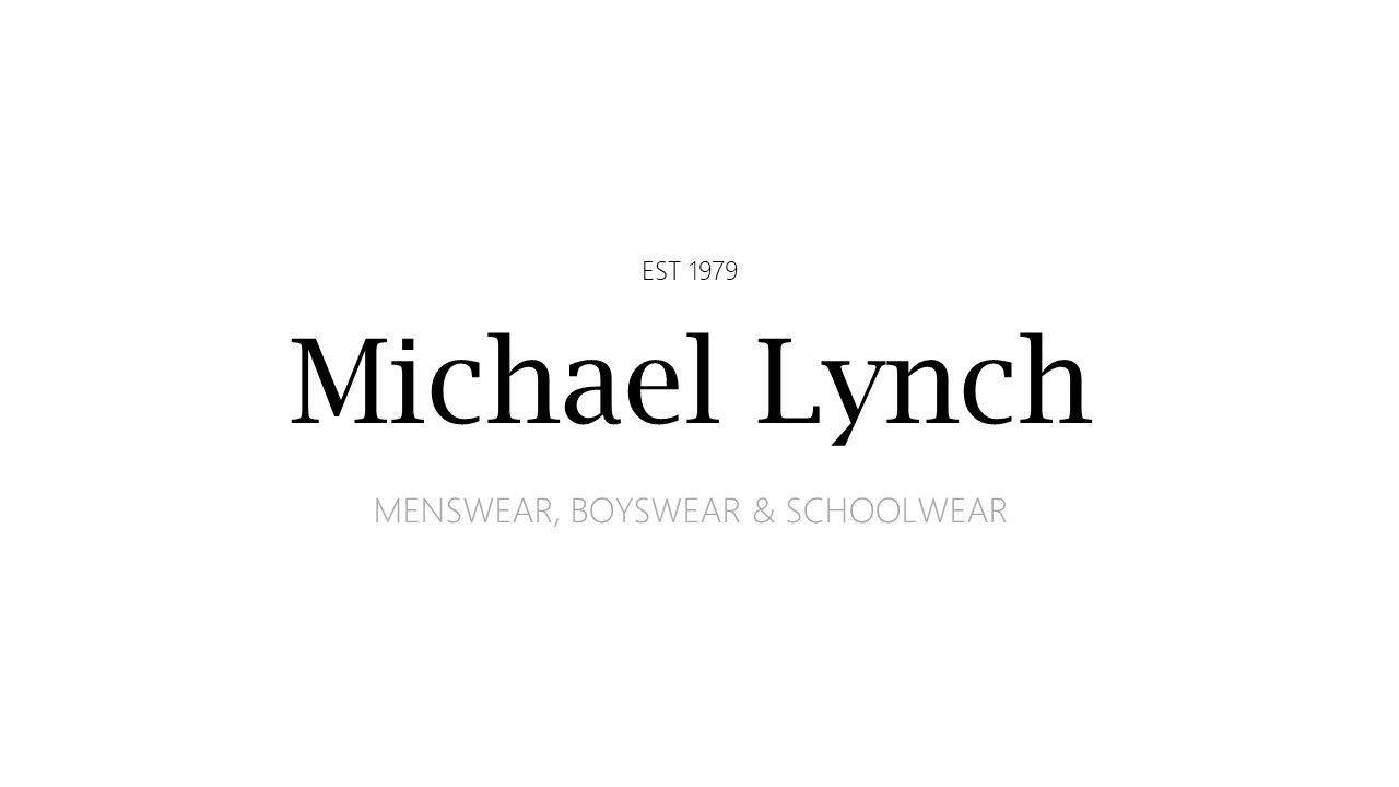 Michael Lynch Menswear