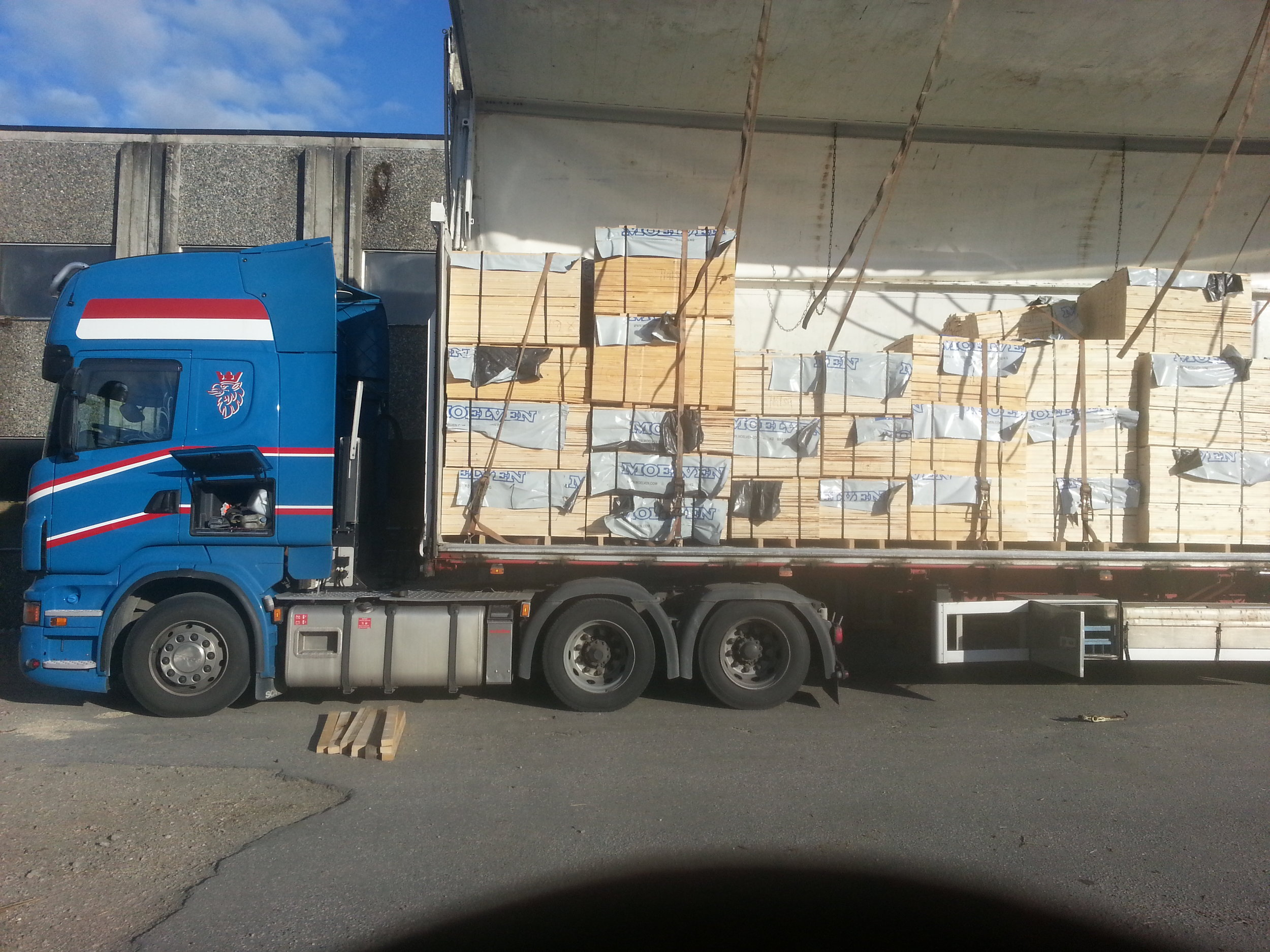 Pallematerial