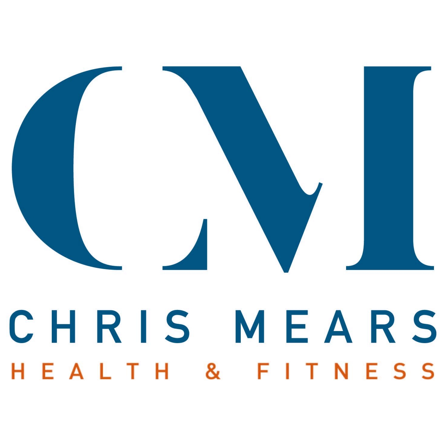 chris mears health and fitness - Full brand development and website support re-positions this personal trainer to a brand which can grow and develop.