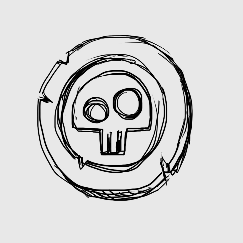 Doubloons Of The Dead Jason Loo Design