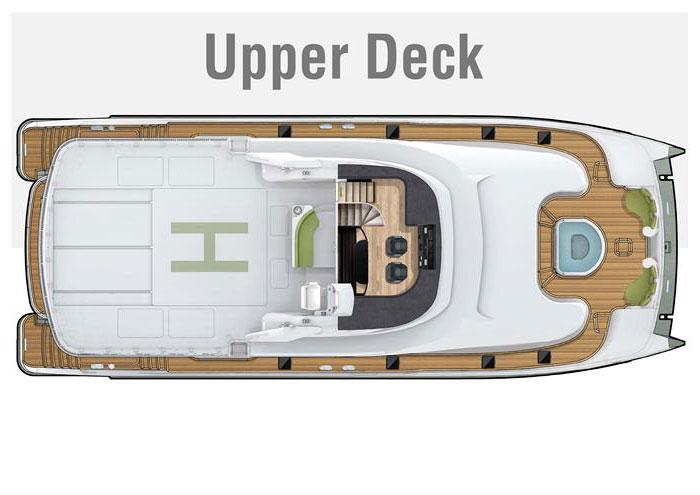 Samara Upper Deck Layout