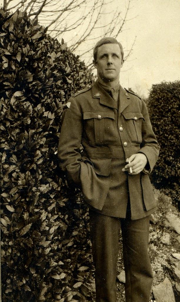 Frank Anderson, Saltash, Cornwall, 1915