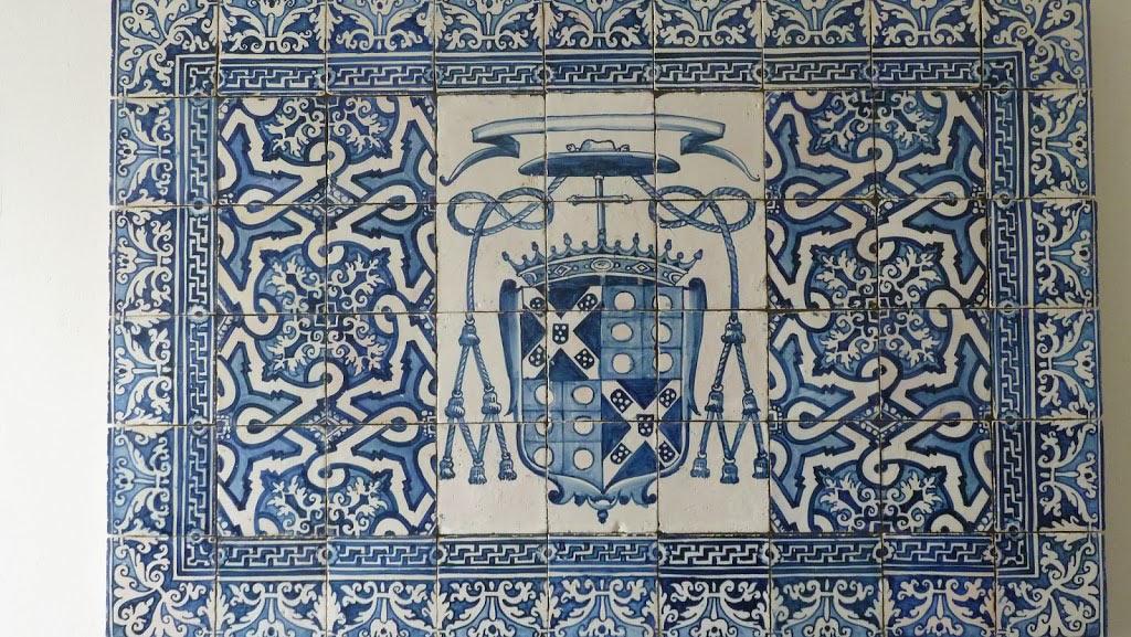 16th-17th century  azulejos panel, Evora Museum