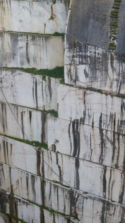 Estremoz Marble Quarry,photograph Jeannine Cook