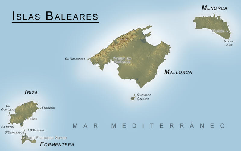 Balearic Islands, Spain