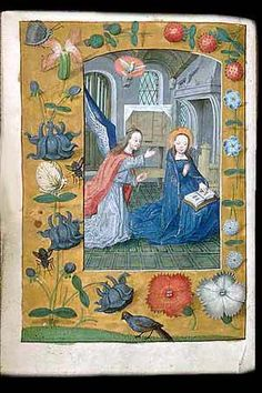 Livre d'Heures Cambray 1401-1500