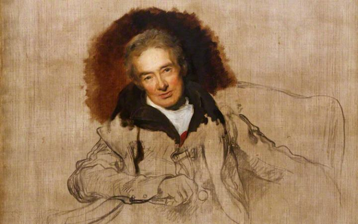 William Wilberforce by Sir Thomas Lawrence, 1828, National Portrait Gallery, London