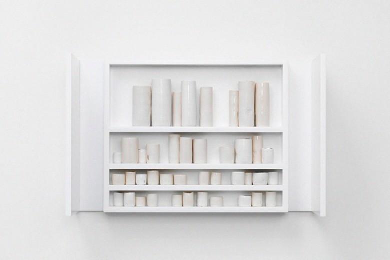 Edmund de Waal, installation