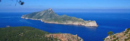 Dragonera island, Mallorca