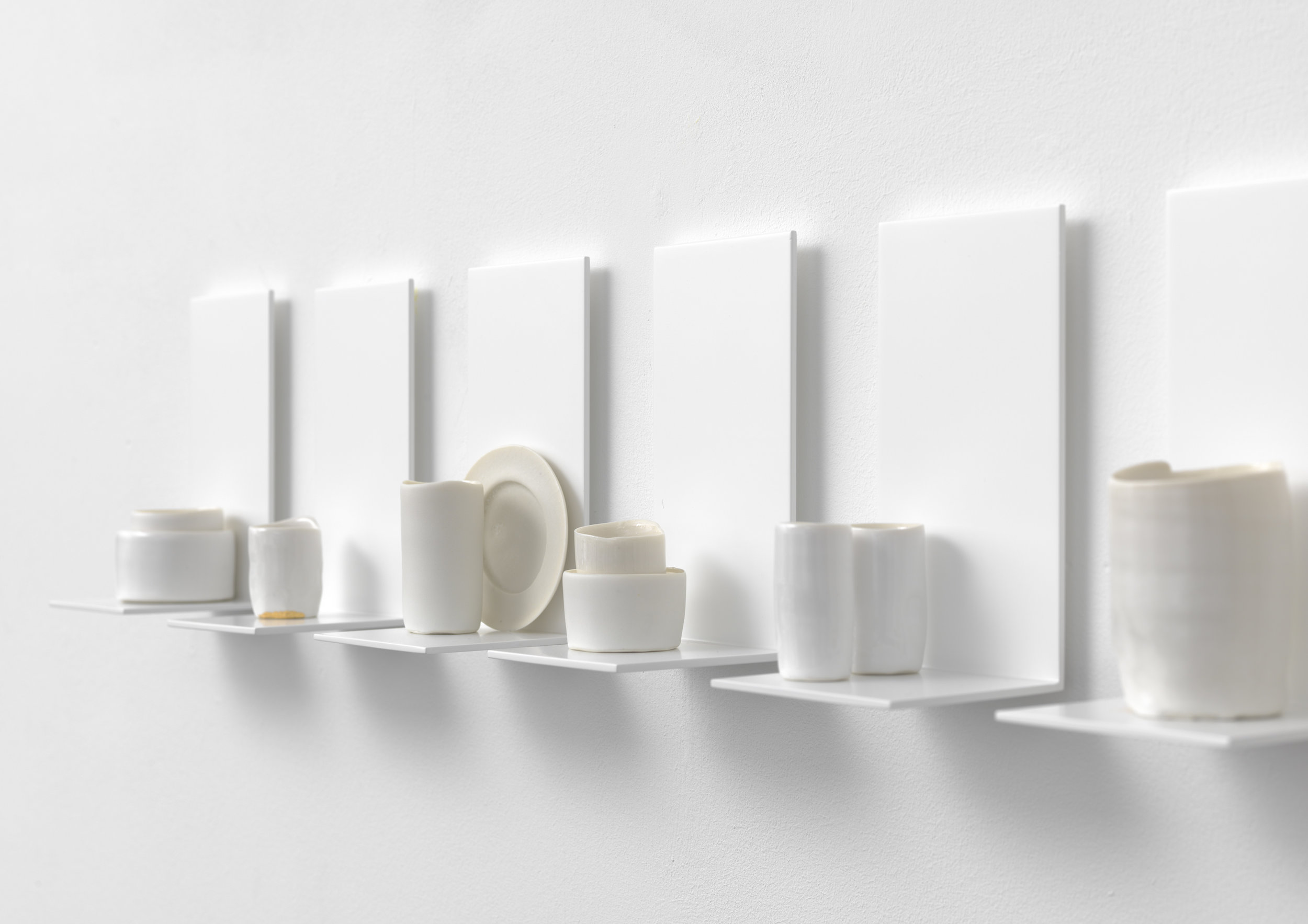 Edmund de Waal, The Nothing That Is (Image courtesy of the Artist)