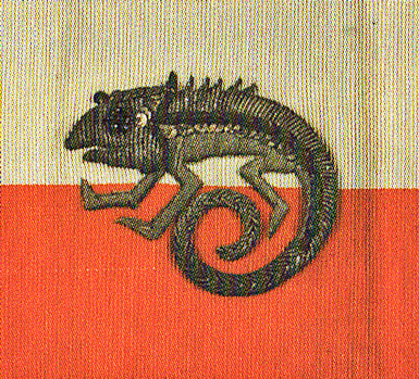 French Camouflage Unit's insignia