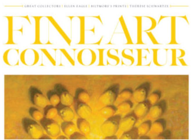 Fine Art Connoisseur, 25-02-2016