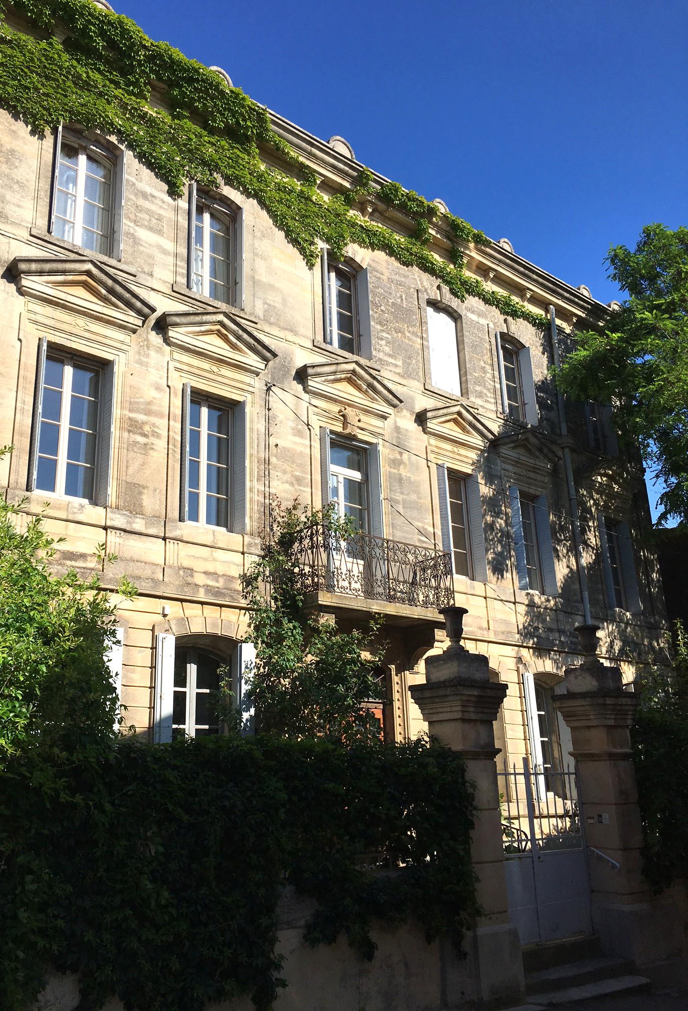 Hôtel Sainte Valière, Sainte Valière, France