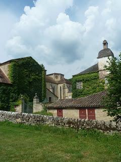 Abbaye de Beaulieu (artist's photograph)