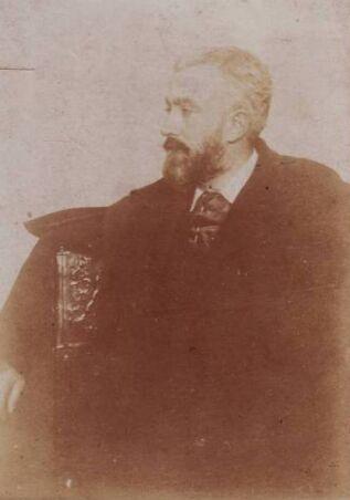 Norbert Goeneutte, (image courtesy of . w  ww.van-gogh.fr