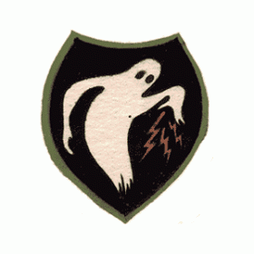 The Ghost Army insignia