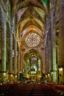 Main Nave, Cathedral, Palma de Mallorca