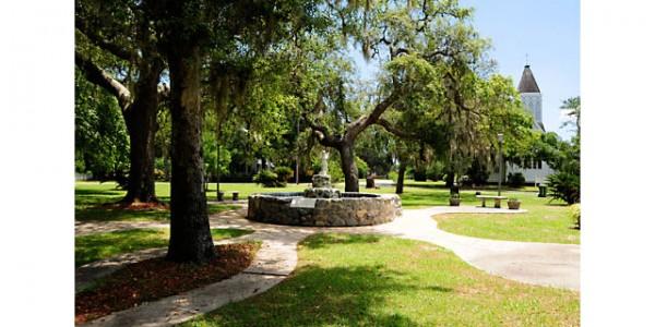 Vernon Square, Darien, Georgia