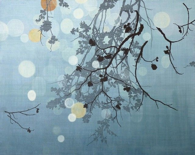 This Spring and the Next, Nicola Moss artist (Image courtesy of the artist)