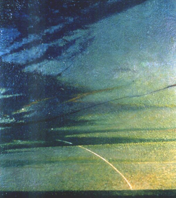 Towards Ontario mirus caelum, Jeffrey Lewis (Image courtesy of the artist)