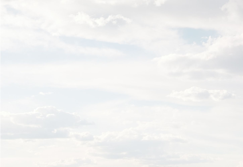 Background - Sky Scrolls, Erika Blumenfeld photographer (Image courtesy of the artist)