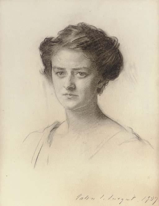 JUlia Chapin Alsop, 1909, John Singer Sargent