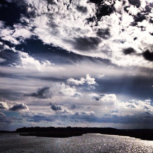 Hello, Sapelo Island